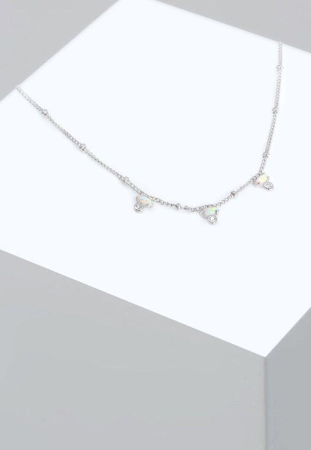 VINTAGE - Necklace - silver