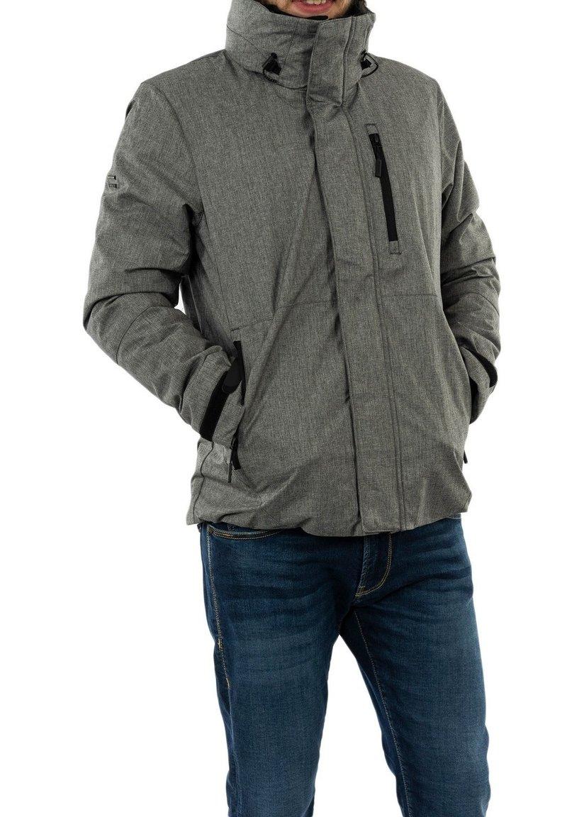 Superdry - Light jacket - gris
