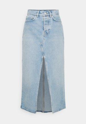 DOTTIE SKIRT - A-line skirt - indigo blue