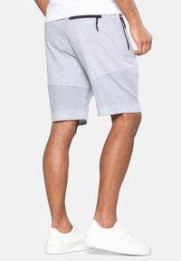 Threadbare - Shorts - grey marl - 2