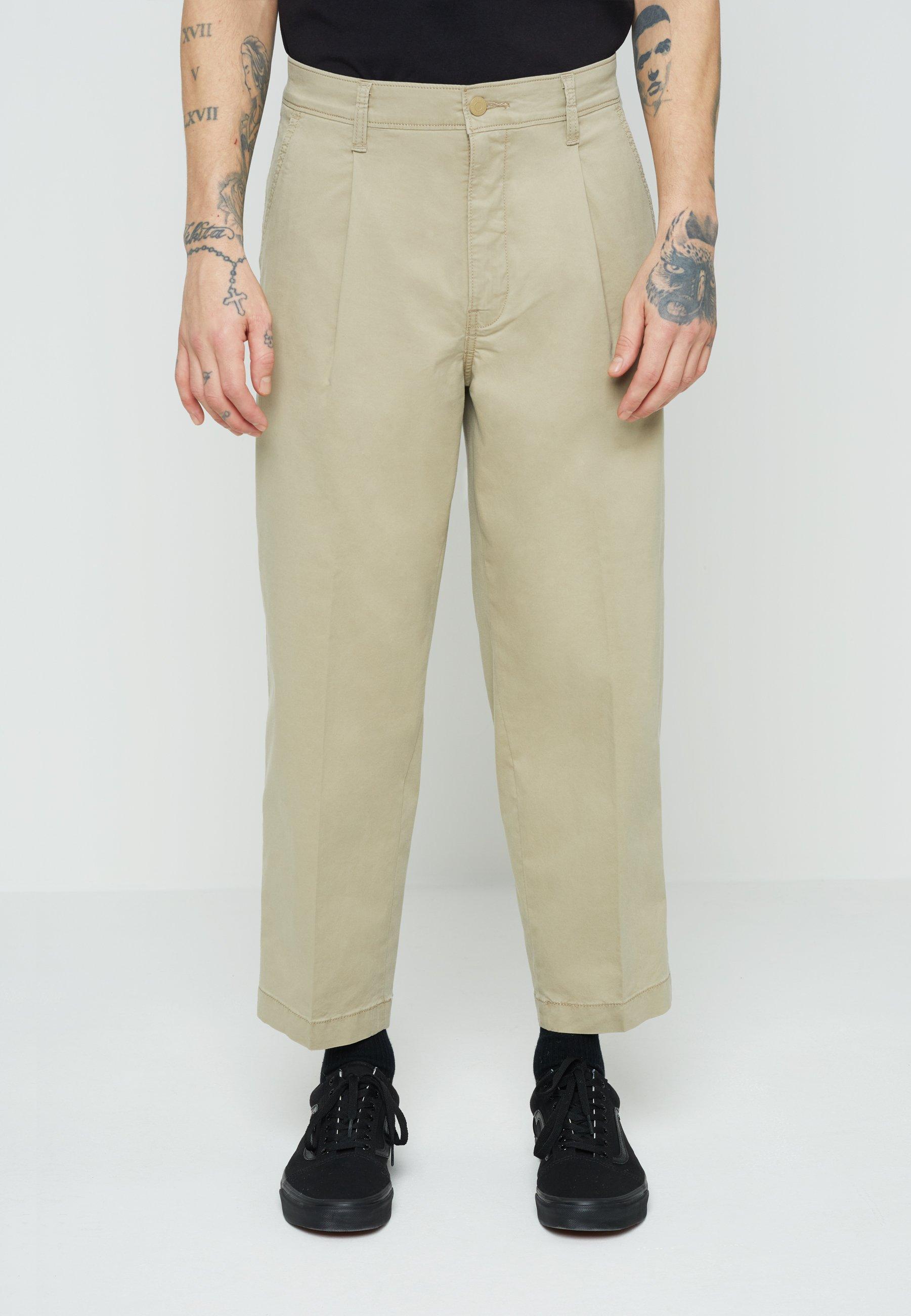 Men STAY LOOSE CROP - Trousers