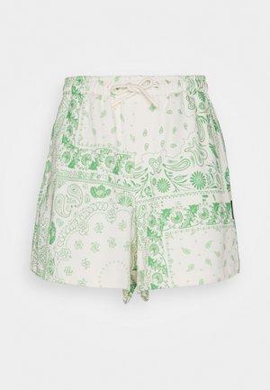 MUSAN - Shorts - green mix