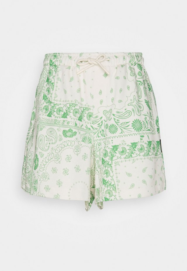 MUSAN - Shorts - green mix