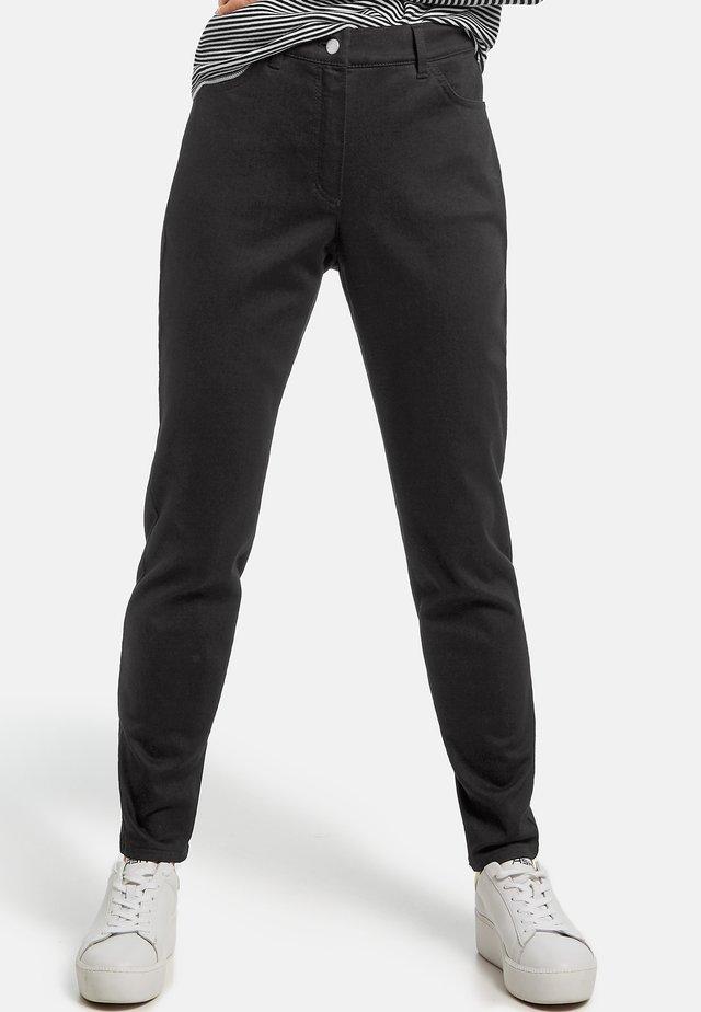 INNOVATIVE - Jeans Skinny Fit - black denim