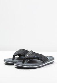 Rieker - T-bar sandals - ozean - 2