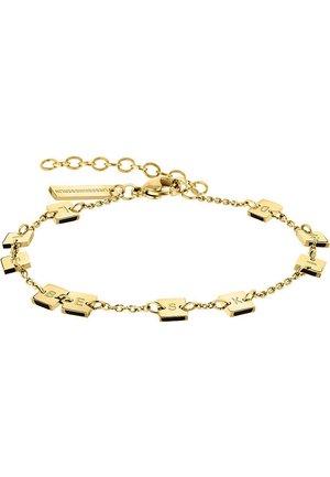 LIEBESKIND DAMEN-ARMBAND EDELSTAHL - Bracelet - gold