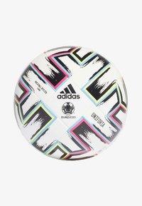 adidas Performance - UNIFO LEAGUE EURO CUP LAMINATED - Calcio - white - 0