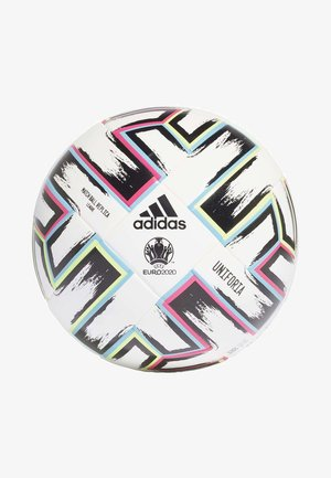 UNIFO LEAGUE EURO CUP LAMINATED - Balón de fútbol - white