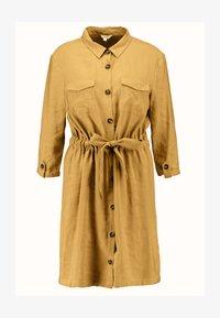 mbyM - HENRIETTA - Shirt dress - dijon - 3