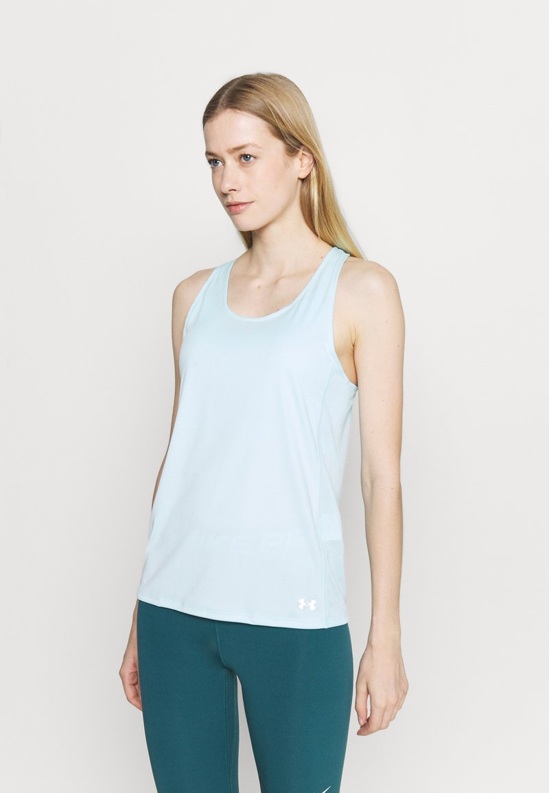 Under Armour - FLY BY TANK - Sports shirt - breeze
