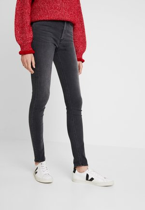 CHRISTINA HIGH - Jeans Skinny Fit - rover vintage black