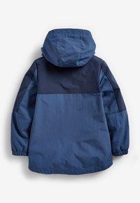 Next - Waterproof jacket - blue - 2