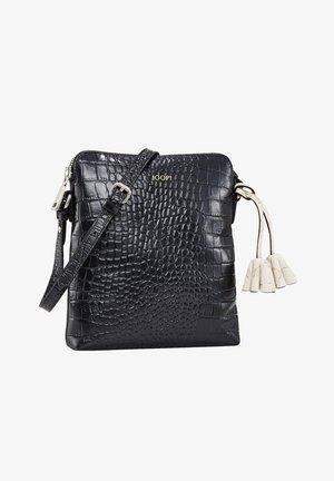 RAFINATO DAPHNE - Across body bag - black