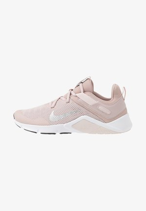 LEGEND ESSENTIAL - Zapatillas de entrenamiento - stone mauve/white/barely rose