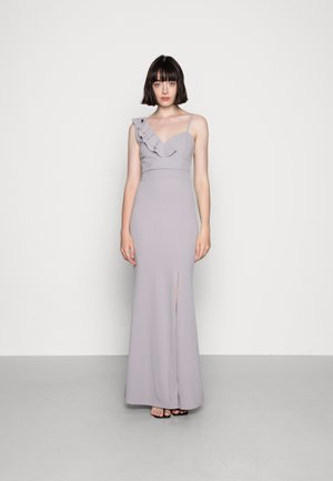 JOY MAXI DRESS - Jersey dress - pearl grey