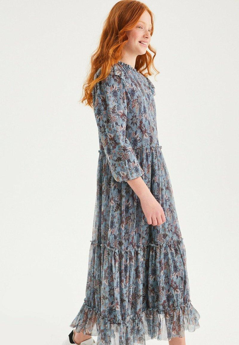 Next - Maxi dress - blue
