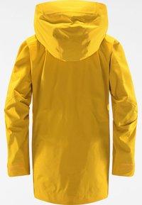 Haglöfs - ELATION GTX JACKET  - Snowboard jacket - pumpkin yellow - 6