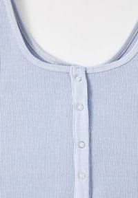 PULL&BEAR - Top - light blue - 2