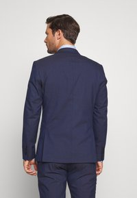 Selected Homme - SLHSLIM MYLOLOGAN SUIT SET - Completo - blue - 3