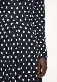LK Bennett - MARIA - Jumper dress - midnight/ antique cream - 8