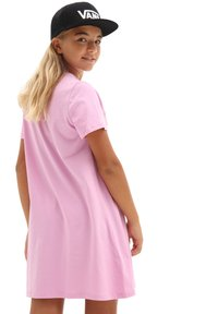Vans - GR CHALKBOARD DRESS - Jersey dress - orchid - 1