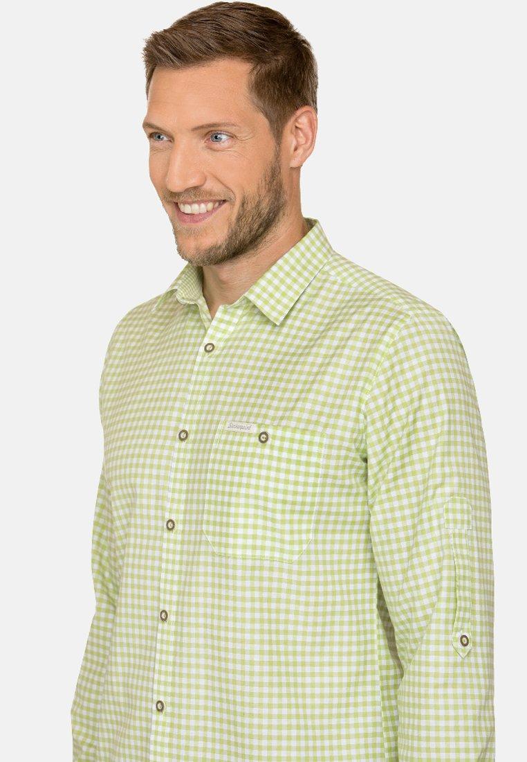 Stockerpoint - CAMPOS3 - Shirt - kiwi