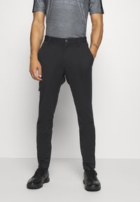 adidas Golf - ADICROSS WARP JOGGER - Spodnie materiałowe - black - 0