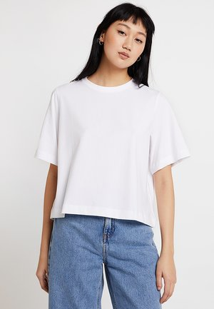TRISH - Basic T-shirt - white