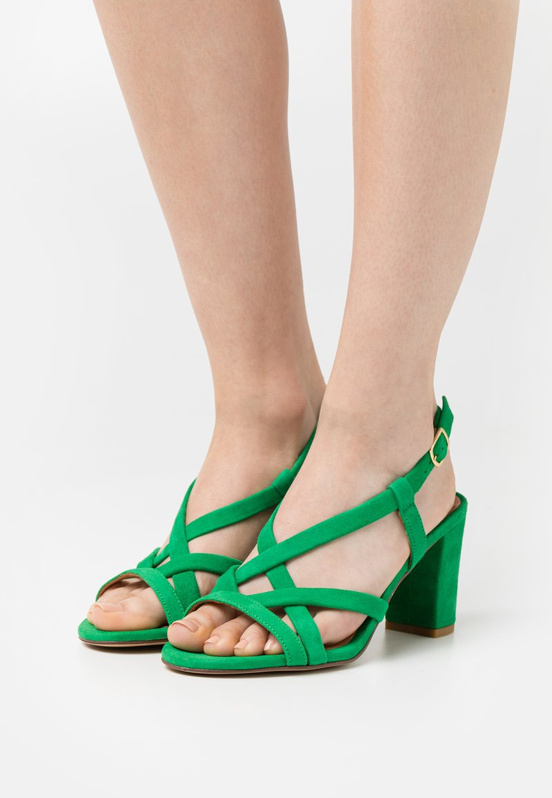Cosmoparis - VICCI - Sandals - vert