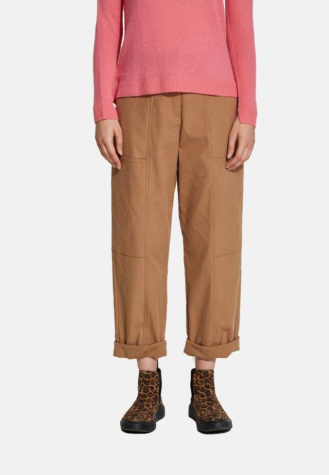 Pantaloni - marrone