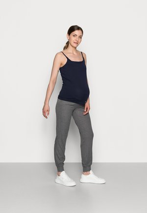 2PACK NURSING FUNCTION cami - Toppe - black/dark blue