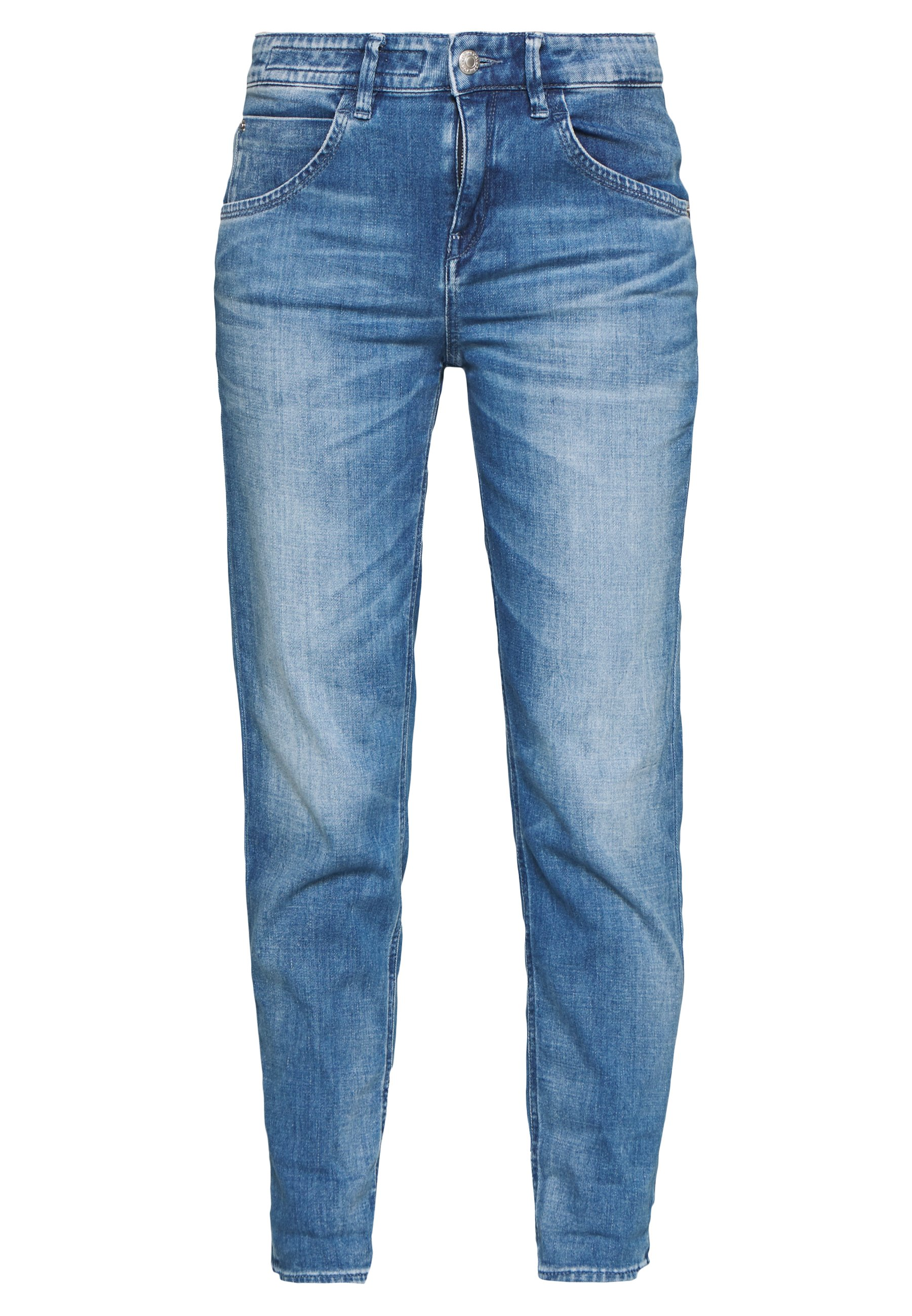 DRYKORN LIKE - Jeans relaxed fit - dark-blue denim