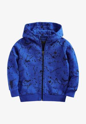 Bluza rozpinana - blue-grey