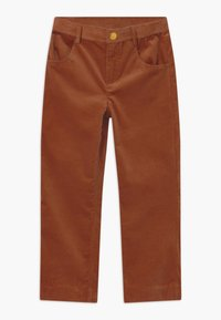 Soft Gallery - BLANCA - Trousers - baked clay - 0