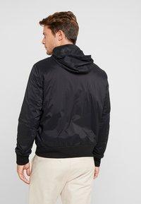 Armani Exchange - Summer jacket - black - 2