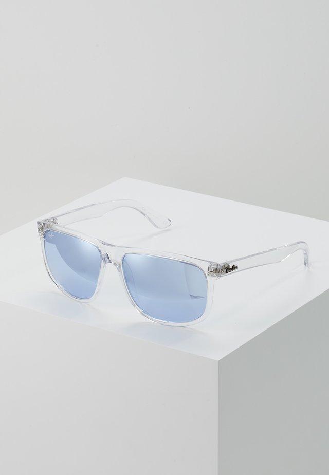 Sunglasses - blue flash/silver-coloured