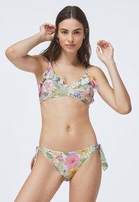 OYSHO - Bikini top - multi-coloured - 1