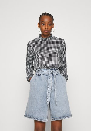 ONLPELLA - Long sleeved top - cloud dancer