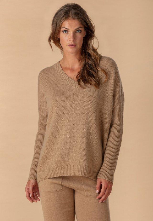 RINA - Sweatshirt - camel