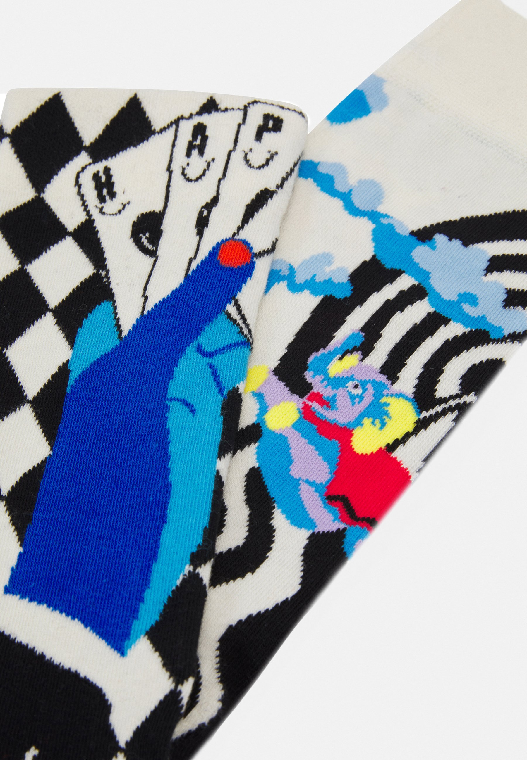 Femme 2 PACK CIRCUS SOCK AND LUCKY WINNER SOCK UNISEX - Chaussettes