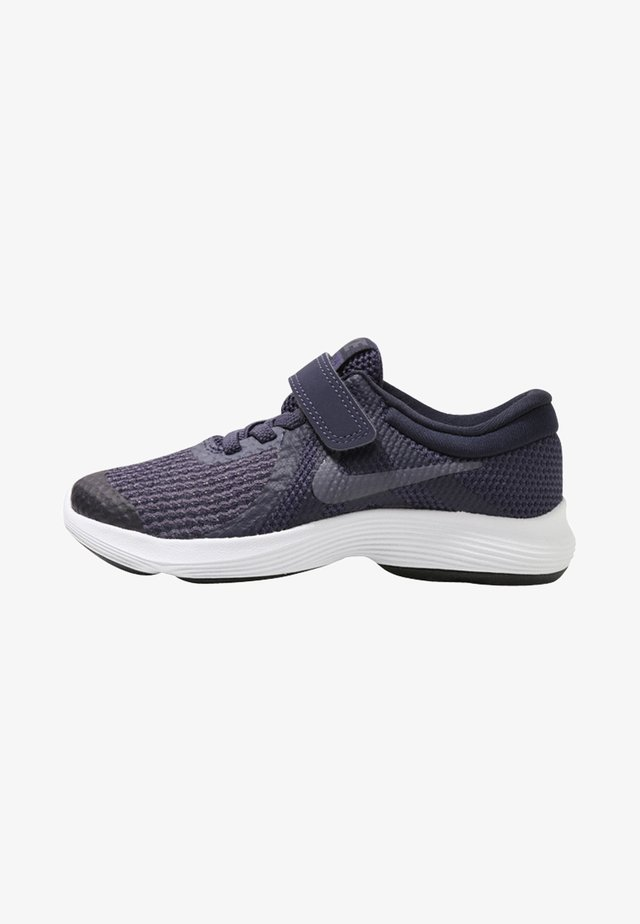 REVOLUTION 4 - Neutral running shoes - neutral indigo/light carbon/obsidian/black/white