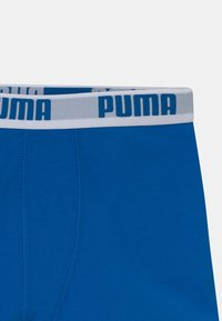 Puma - BOYS BASIC 4 PACK - Pants - blue/grey - 3