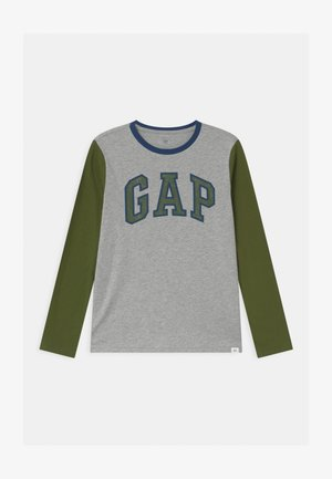 BOY LOGO  - Long sleeved top - light heather grey