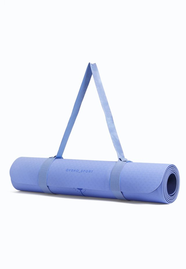 YOGAMATTE 14901580 - Fitness / yoga - blue