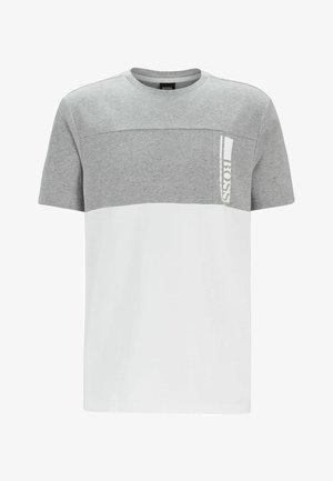 TEE  - T-shirt con stampa - light grey