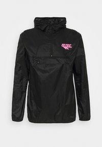 PERCY JACKET - Sportovní bunda - pink/black