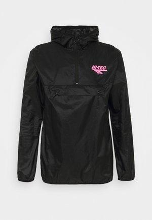 PERCY JACKET - Training jacket - pink/black