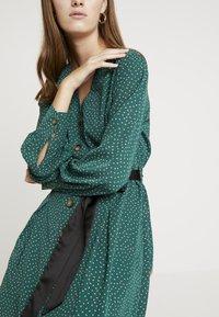 Love Copenhagen - JASSYLC DRESS - Shirt dress - sea green - 3