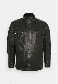 Belstaff - Leather jacket - black - 0