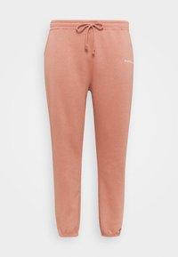JOGGER - Teplákové kalhoty - mauve